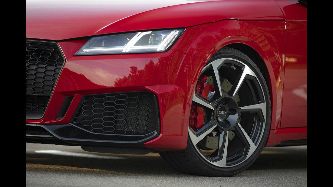 Audi TT RS Coupe, Exterieur