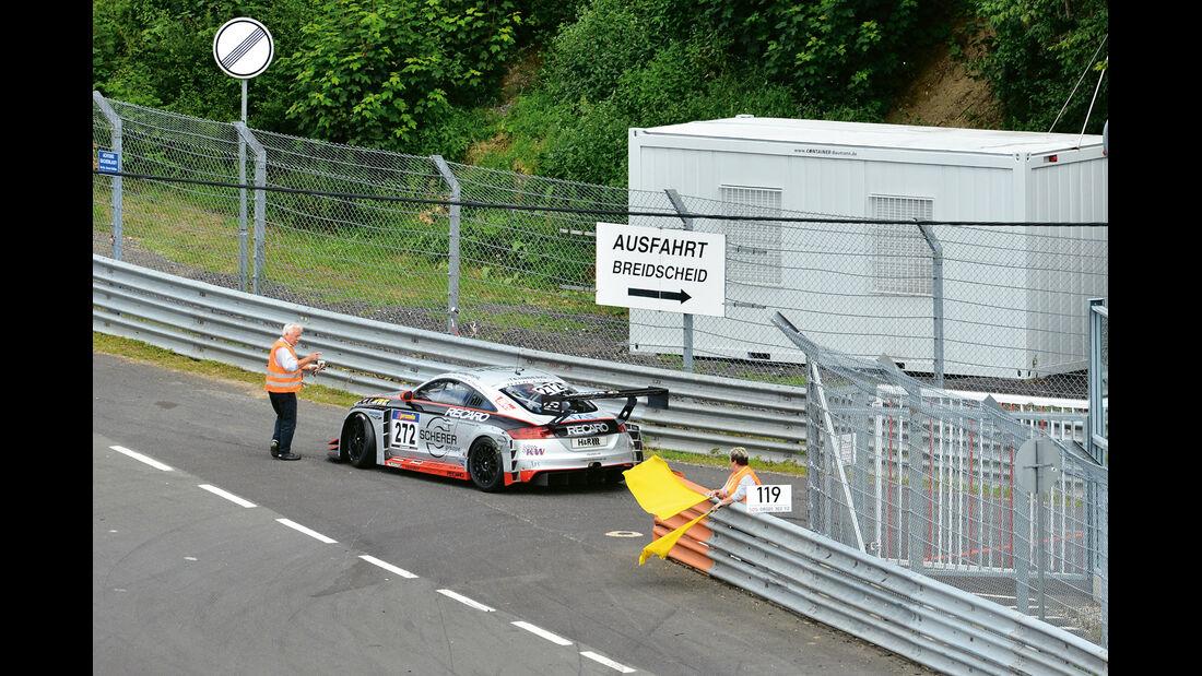 Audi TT RS, Defekt
