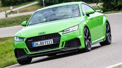 Audi TT RS, Exterieur