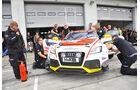 Audi TT RS FH Köln, Boxengasse, Team