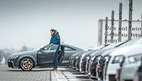 Audi TT RS, Frank Mühling