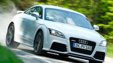 Audi TT RS, Frontansicht