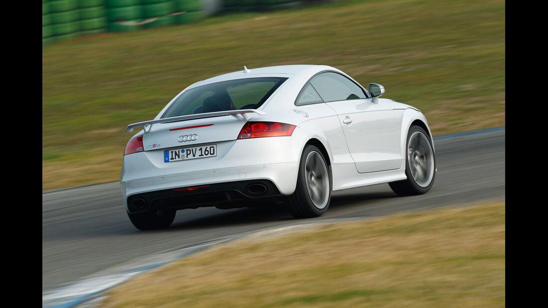 Audi TT RS, Heck