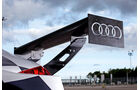 Audi TT RS, Heckspoiler