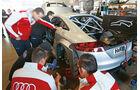 Audi TT RS, Hinterachsbremse
