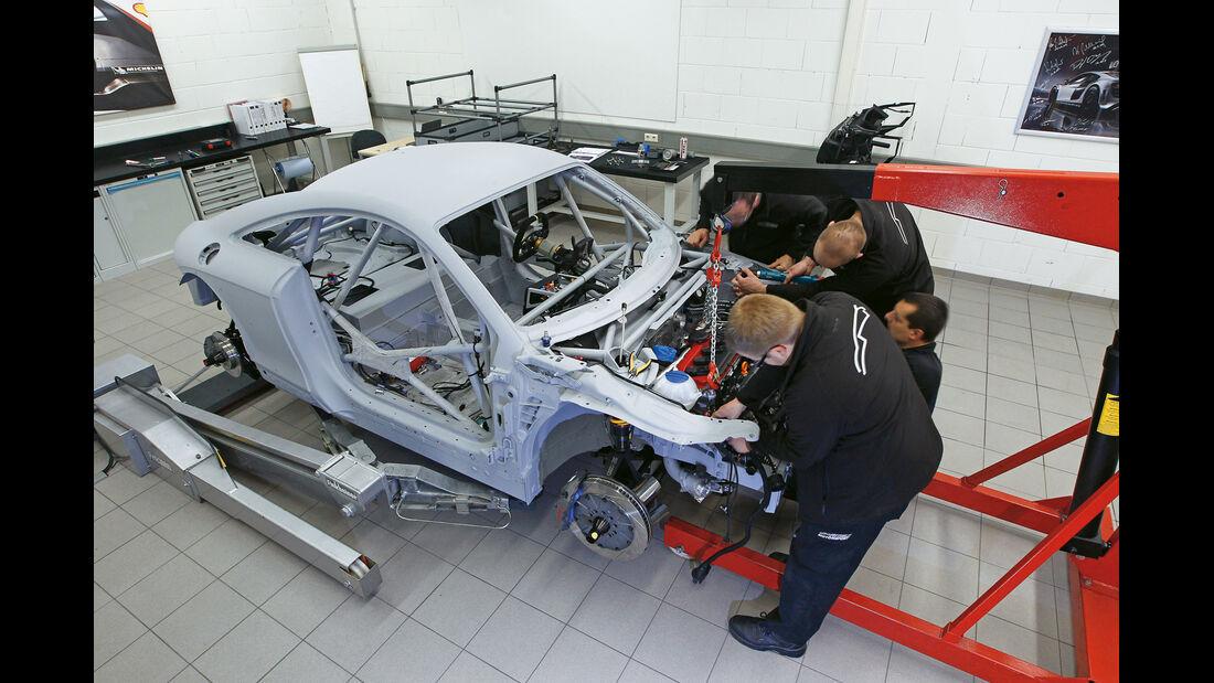 Audi TT RS, Hochzeit
