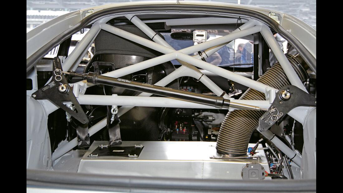 Audi TT RS, Käfig, Ventil