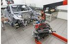 Audi TT RS, Motor, Karosserie
