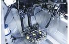 Audi TT RS, Pedalerie