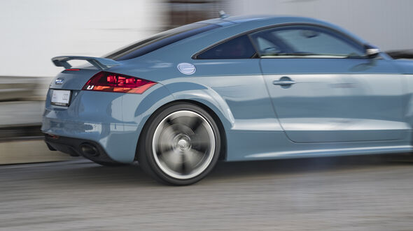 Audi TT RS Plus, 2012, Exterieur
