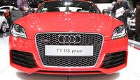 Audi TT RS Plus Auto-Salon Genf 2012