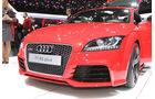 Audi TT RS Plus Auto-Salon Genf 2012