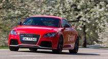 Audi TT RS Plus Coupé S-Tronic, Frontansicht