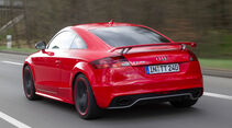 Audi TT RS Plus Coupé S-Tronic, Heck