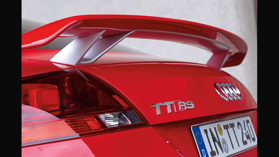 Audi TT RS Plus Coupé S-Tronic, Heckspoiler