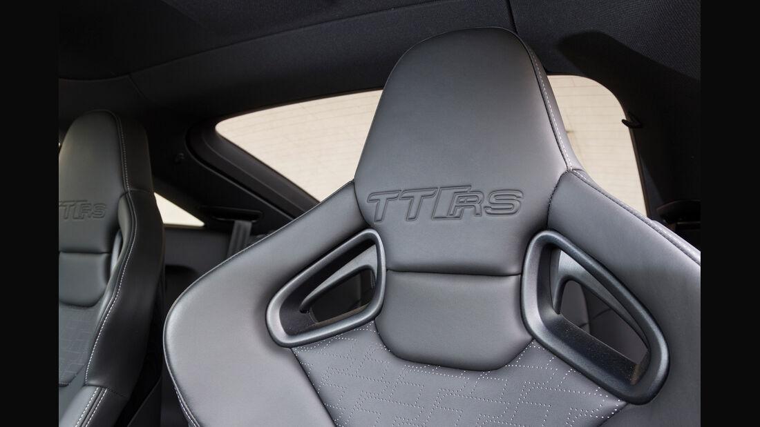 Audi TT RS Plus Coupé S-Tronic, Kopfstütze, Innenraum