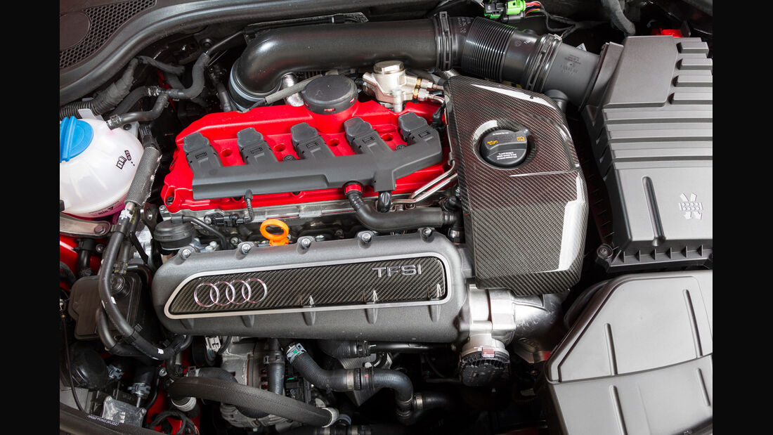 Audi TT RS Plus Coupé S-Tronic, Motor
