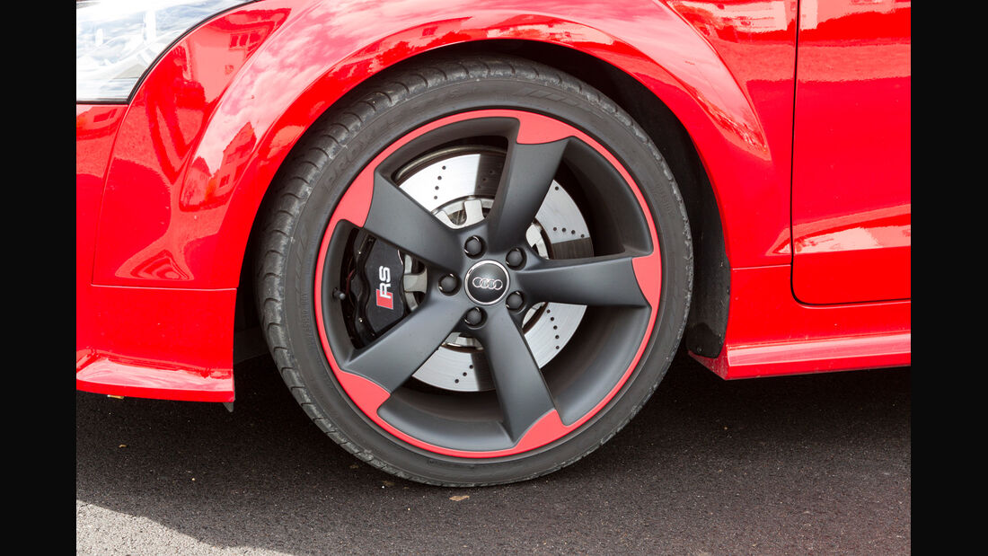 Audi TT RS Plus Coupé S-Tronic, Rad, Felge