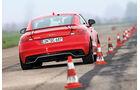 Audi TT RS Plus, Heckansicht