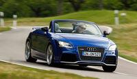 Audi TT RS Plus Roadster, Frontansicht