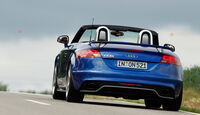 Audi TT RS Plus Roadster, Heckansicht