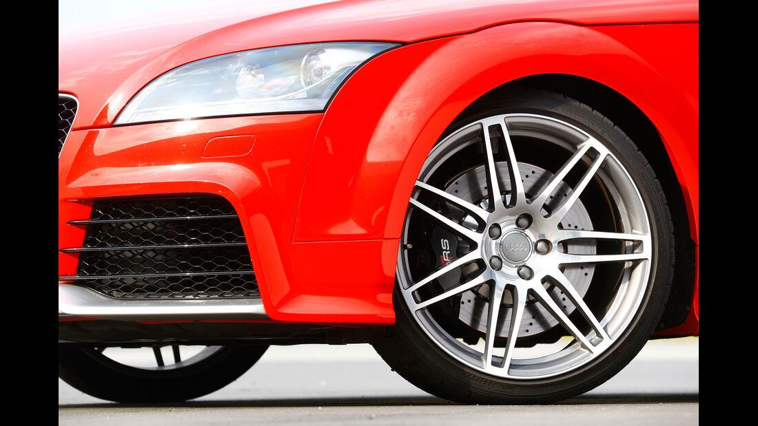 Audi TT RS, Rad, Felge, Bremse