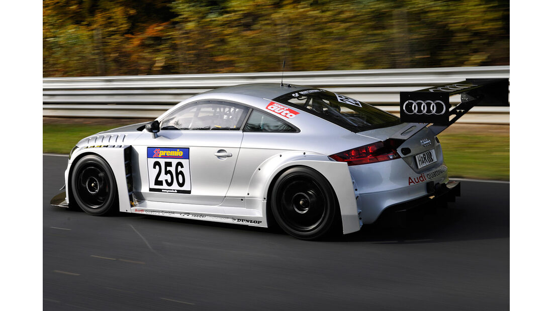 Audi TT RS Rennwagen