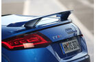 Audi TT RS Roadster, Heckspoiler