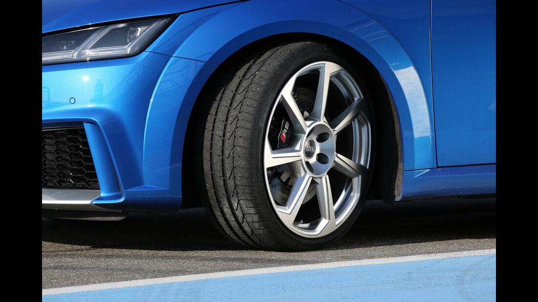 Audi TT RS Roadster, Rad, Felge