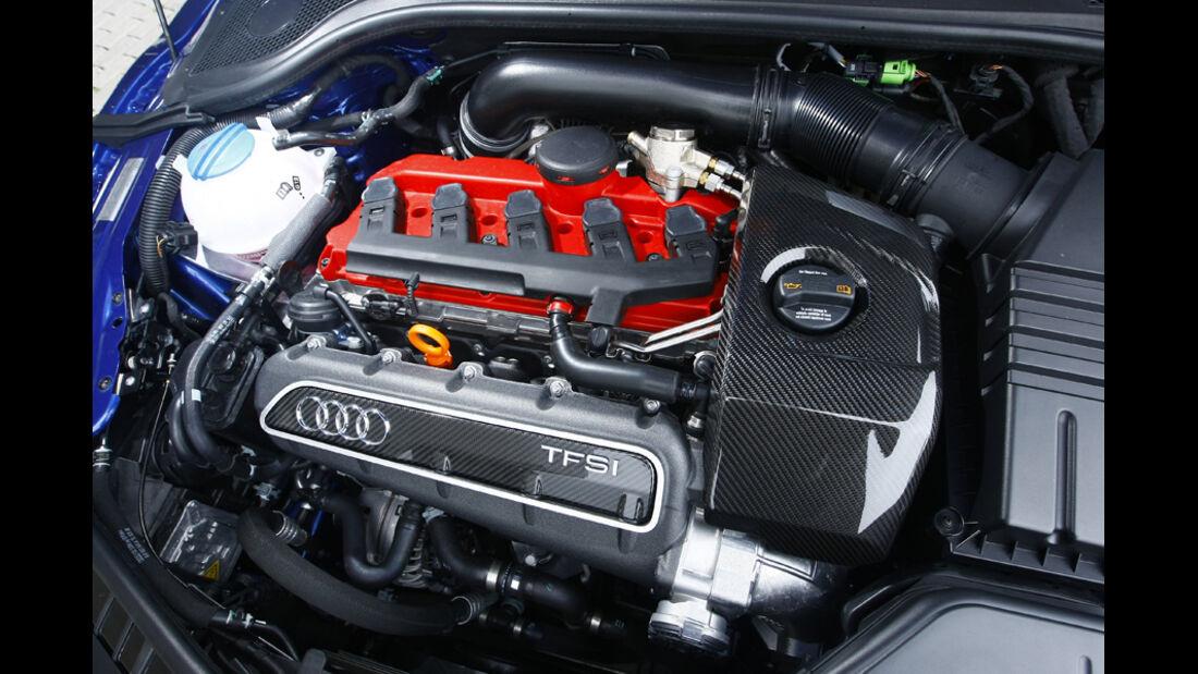 Audi TT RS S tronic, Motor