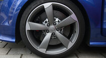 Audi TT RS S tronic Rad