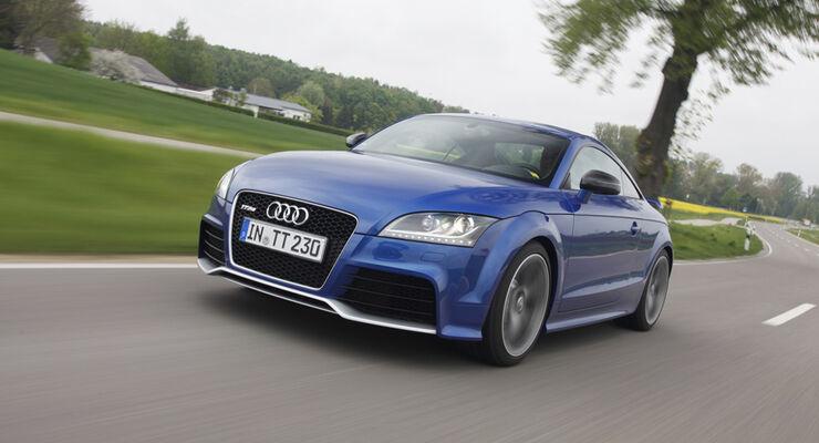 Audi TT RS S tronic
