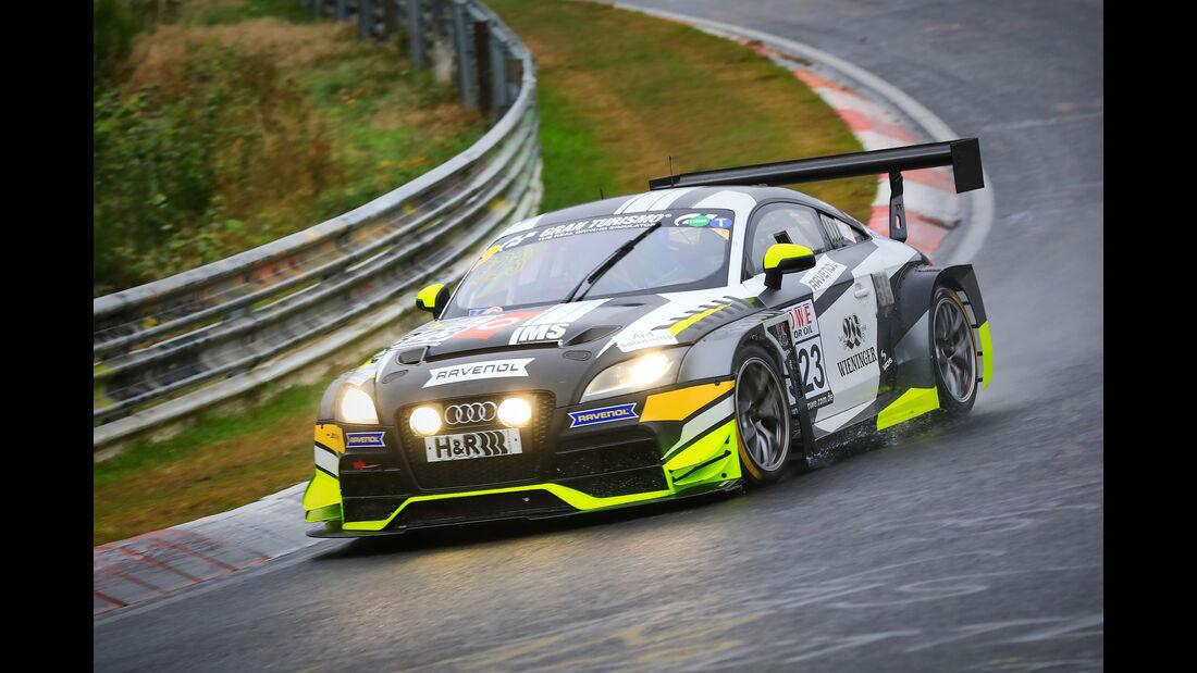 Audi TT RS - Startnummer #323 - SP3T - VLN 2019 - Langstreckenmeisterschaft - Nürburgring - Nordschleife