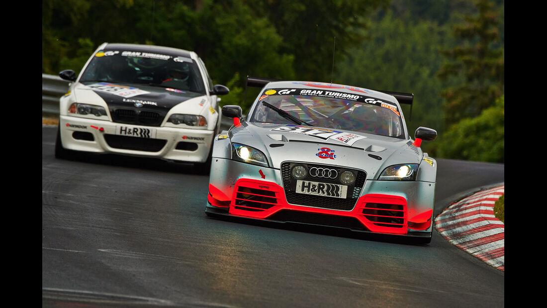 Audi TT RS - VLN Nürburgring - 5. Lauf - 5. Juli 2014