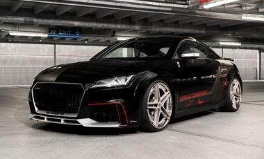 Audi TT RS von HG Motorsport