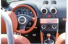 Audi TT Roadster 1.8 T Quattro (8N), Cockpit