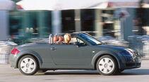 Audi TT Roadster 1.8 T Quattro (8N), Seitenansicht