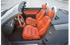 Audi TT Roadster 1.8 T Quattro (8N), Sitze, Interieur