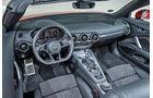 Audi TT Roadster 2.0 TFSI, Cockpit