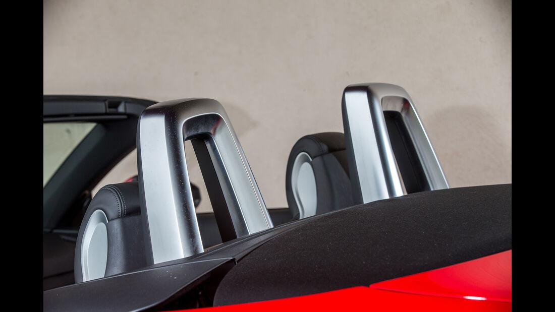 Audi TT Roadster 2.0 TFSI, Nackenstütze