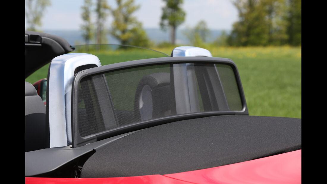 Audi TT Roadster 2.0 TFSI Quattro, Windschott