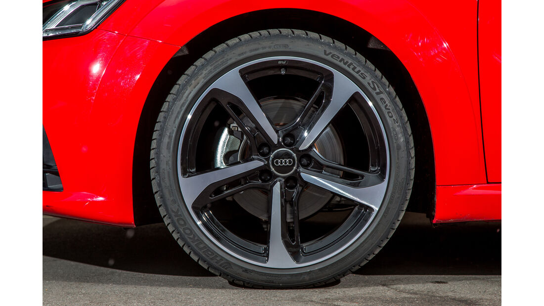 Audi TT Roadster 2.0 TFSI, Rad, Felge