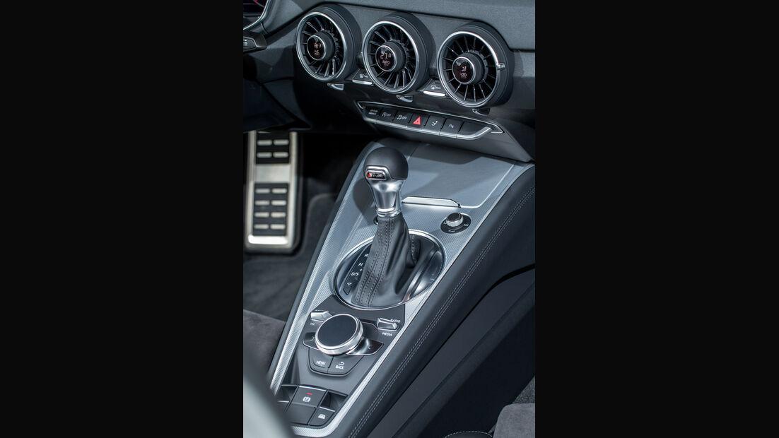 Audi TT Roadster 2.0 TFSI, Schaltung