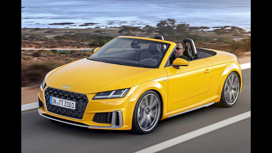 Audi TT Roadster, Best Cars 2020, Kategorie H Cabrios