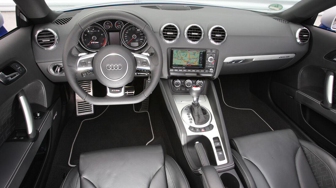 Audi TT Roadster, Cockpit, Lenkrad