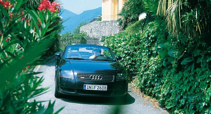 Audi TT Roadster Quattro