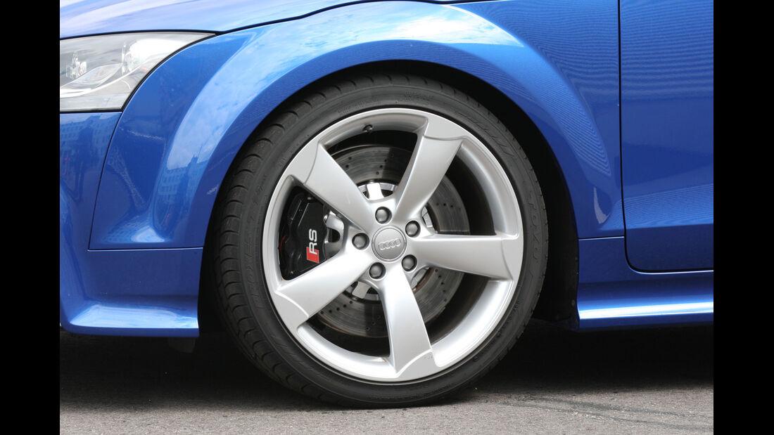 Audi TT Roadster, Rad, Felge