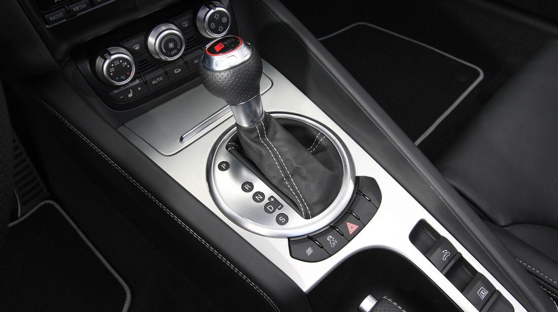 Audi TT Roadster, Schalthebel, Gangschaltung