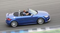 Audi TT Roadster, Seitenansicht