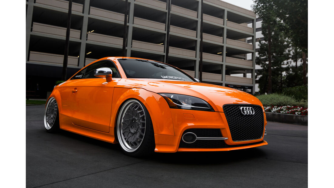 Audi TT-S - Boden Autohaus
